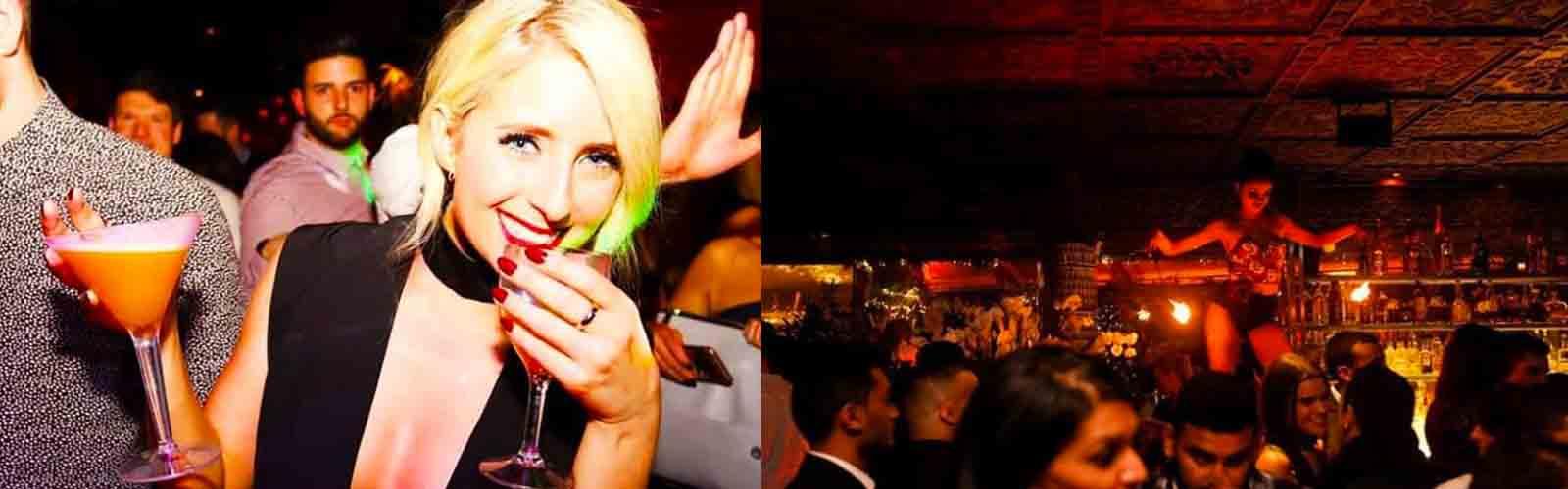 Vier een avondje uit in Camden bij Nachtclub Gilgamesh