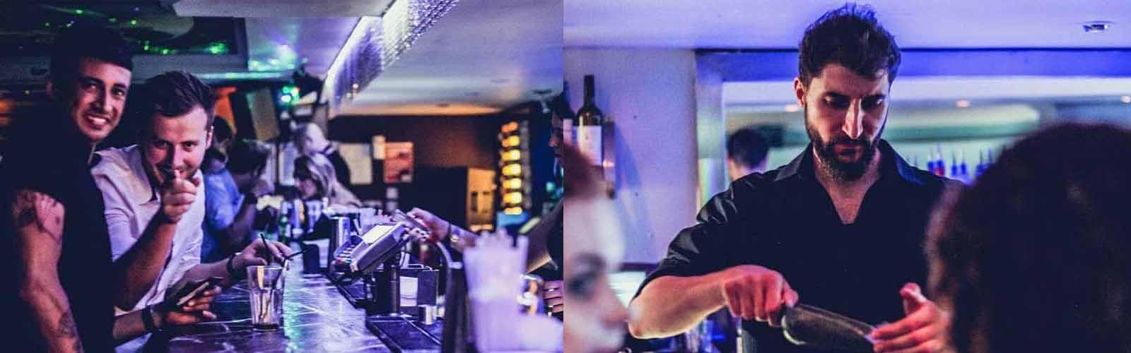 Verwacht een avond met de lekkerste drankjes en hitjes bij Nachtclub Ruby Blue