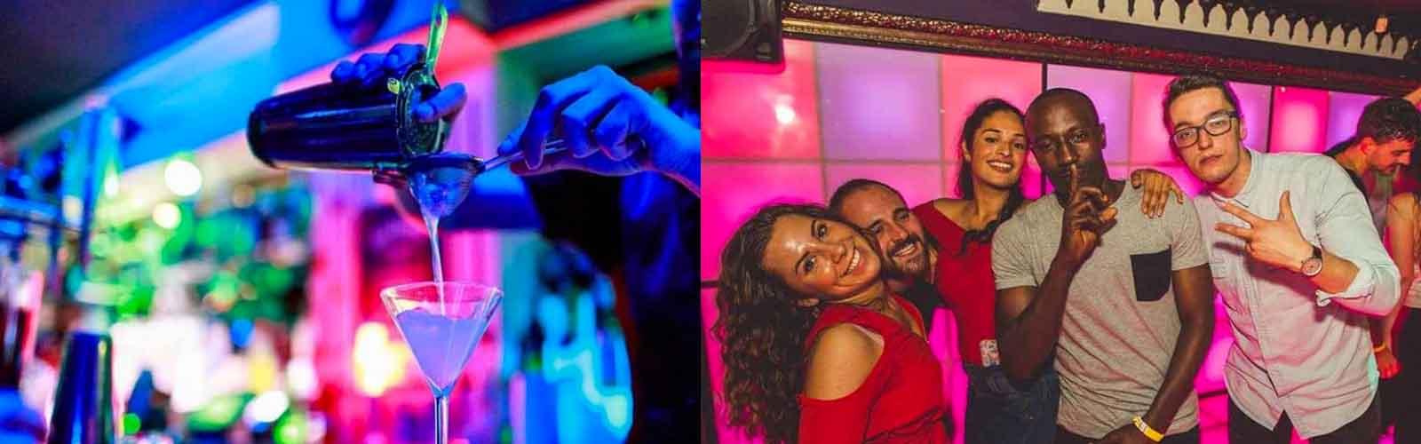 Dansjes en Drankjes bij Nachtclub Strawberry Moons