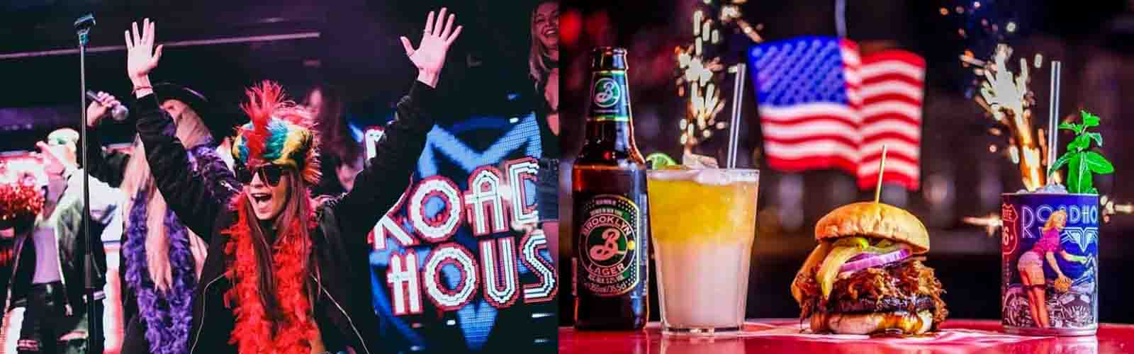 Roadhouse is the place to party in London!
