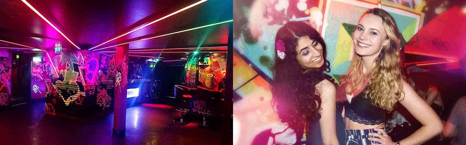 Een uniek avondje uit in Covent Garden bij nachtclub scarlets