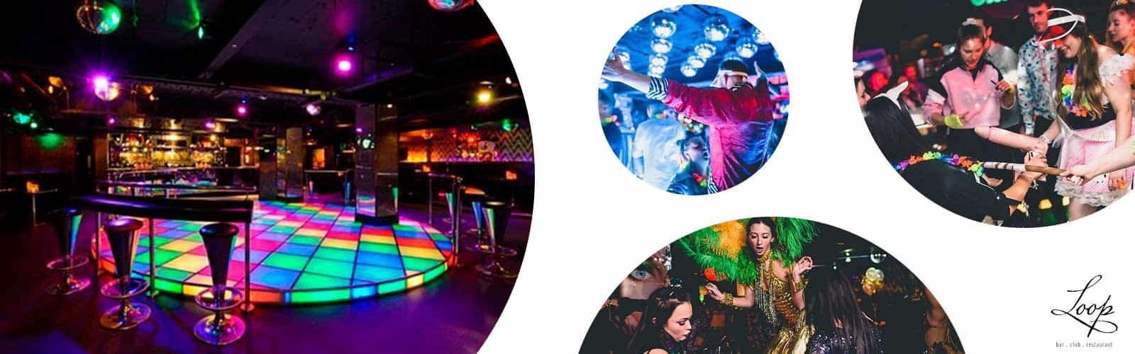 Loop bar London